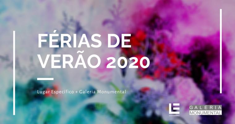 Férias de Verão 2020 – Programação Agosto| Lugar Específico